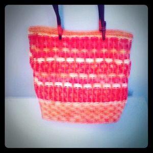 Beautiful twine handbag